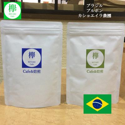 コーヒー豆 ブラジル ブルボン Qグレード カショエイラ農園(200g)Q85.25点