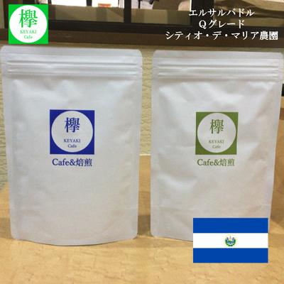 コーヒー豆 エルサルバドル Qグレード シティオ・デ・マリア農園 200g