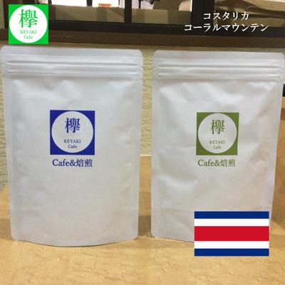 コーヒー豆 コスタリカ コーラルマウンテン (200g)