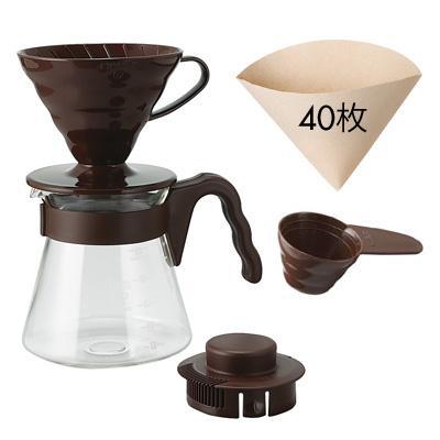 コーヒー豆200g と V60コーヒーサーバー02セット の2点セット