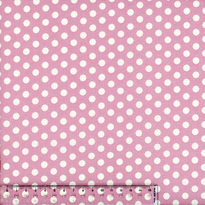 TI003.Medium Dots・Pink・130003