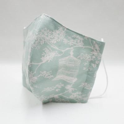 MS013.立体型布マスク(薄いタイプ)