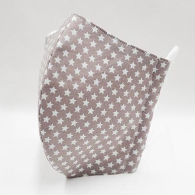 MS018.メンズ立体型布マスク(薄いタイプ)