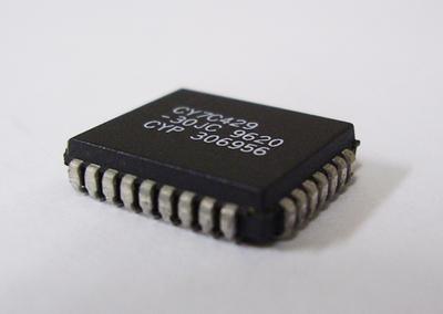 2K×9 非同期FIFO CY7C429-30JC