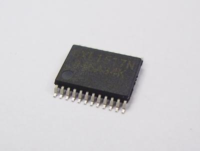 CMOS-CCD信号処理IC CXL1517N-T4
