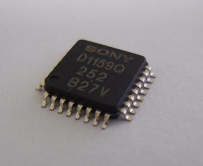 ビデオカメラ用同期信号生成器 CXD1159Q