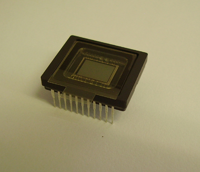 対角8mm(1/2型)EIA準拠正方画素型白黒用全画素読み出し方式固体撮像素子 ICX074AL-6