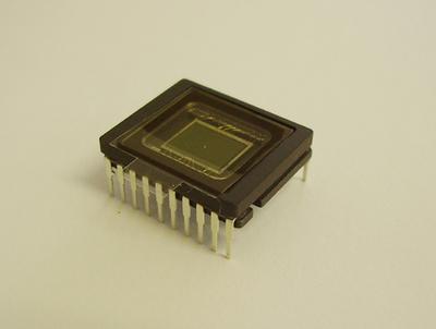 対角8mm(1/2型)NTSCカラー用固体撮像素子(テスト使用品) ICX038DNA-6