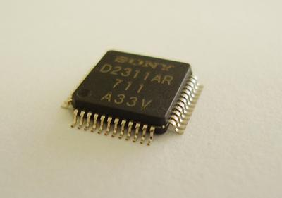 10ビット A/Dコンバータ CXD2311AR
