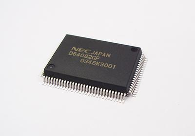 3次元Y/C分離LSI UPD64082GF-3BA