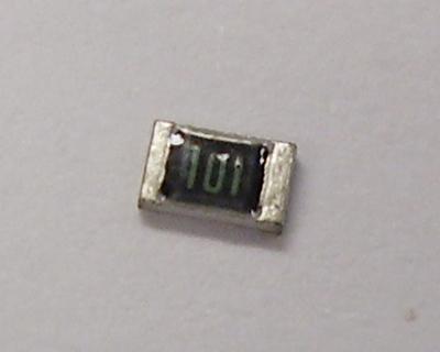 角形厚膜チップ抵抗器 CRG10GT***J(50個入)