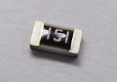 金属皮膜チップ抵抗器(精密級) RR0816P-***-DC(50個入)
