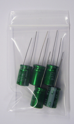 オーディオ用アルミ電解コンデンサ MUSE(5個入)