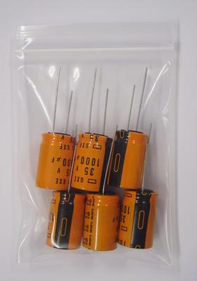 小形アルミ電解コンデンサ EGXE350E102ML25S(6個入)