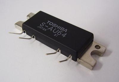 UHF帯パワーモジュール S-AU64
