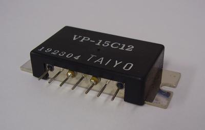 VHF 20W パワーモジュール VP-15C12