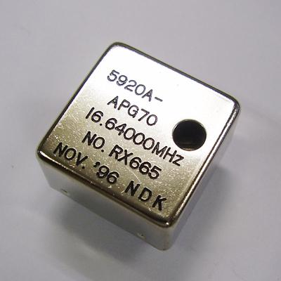 高安定TCXO5920A-AGP70 16.64000MHz