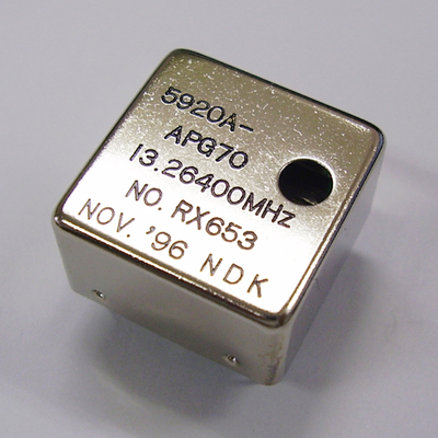 高安定TCXO5920A-AGP70 13.26400MHz