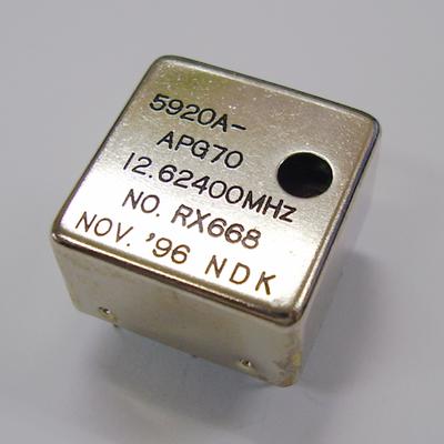 高安定TCXO5920A-AGP70 12.6240MHz