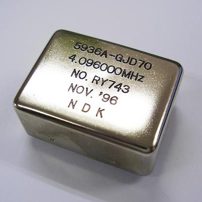 高安定TCXO5936A-GJD70 4.096000MHz