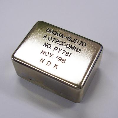 高安定TCXO5936A-GJD70 3.072000MHz