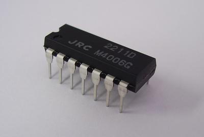 FSK復調器 NJM2211D