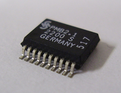 Integrated Modulator-Mixer PMB2200S-V21G
