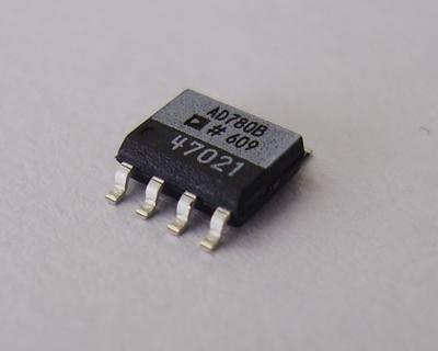 高精度リファレンス電圧 AD780BRZ
