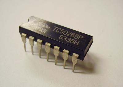 ロジックIC TC5026BP