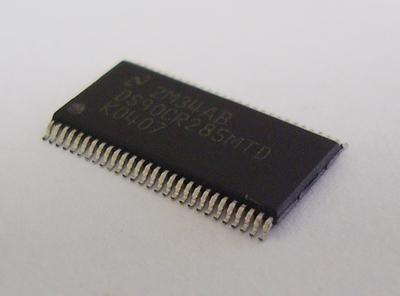 3.3V or 5V LVDS Driver/Receiver DS90LV019TM