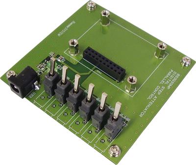 パラレル制御基板(垂直型スイッチタイプ) BS3G30D