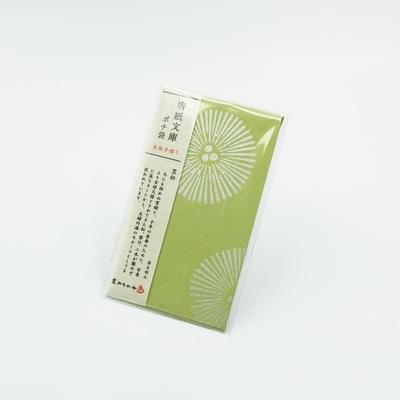 唐紙文庫 ポチ袋 笠松