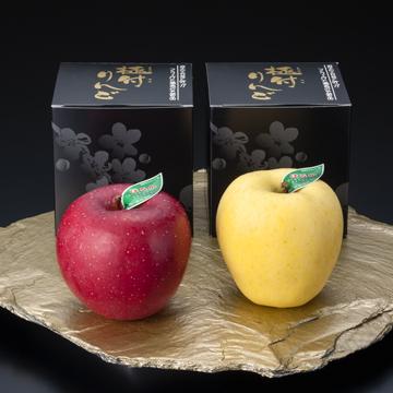 """大切な人へ最高の贈り物 想いを伝える""""恋""""りんご"""