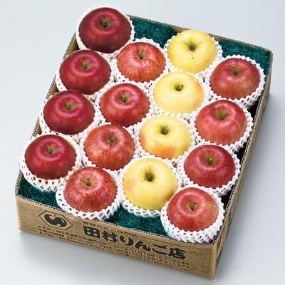 旬のりんご・味くらべ