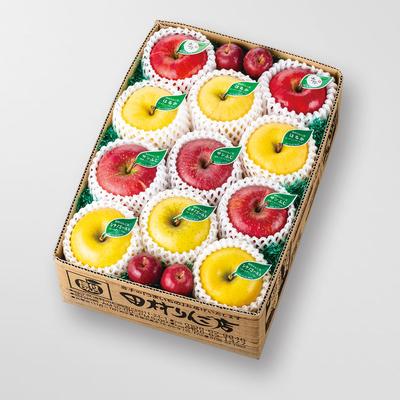 4種・味くらべ  3k箱 6-10玉