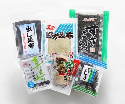 海藻乾物セット