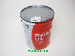 VDS-4/DH-2/UDPF対応/UD純正MEGAマルチエンジンオイル20L缶