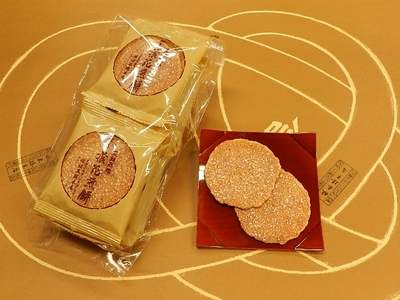 落花煎餅【袋】10袋入り(20枚)