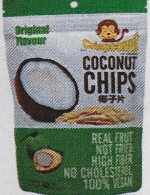 ココナッツチップス40gx5袋タイ産