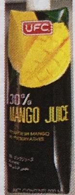 マンゴージュース100mix2タイ産