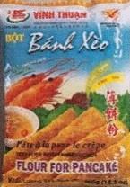 バインセオの粉400gベトナム