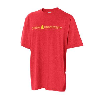 Tシャツ レッド(ゴシック)