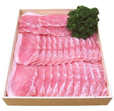 三重県産豚ロース