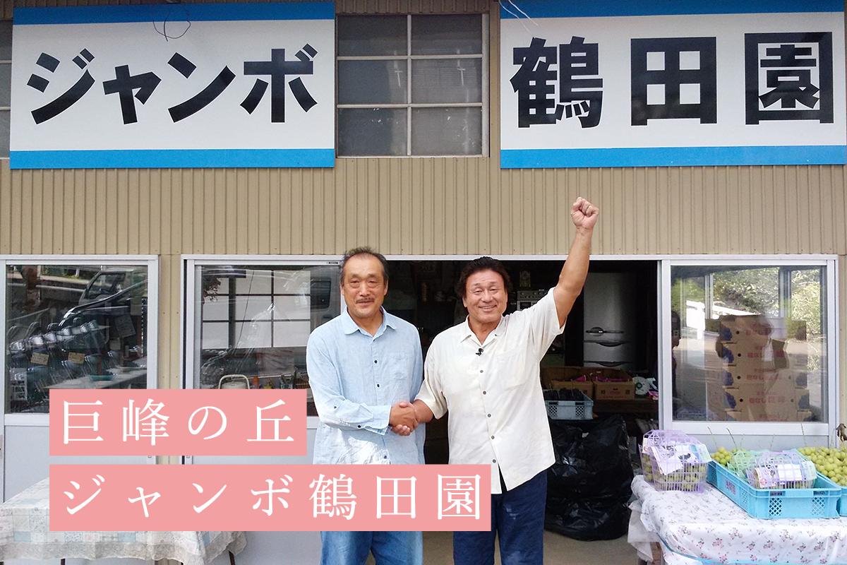 ジャンボ鶴田園オンラインショップTOP