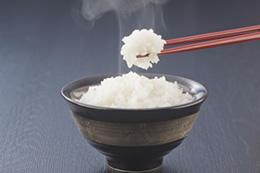 お米の炊きあがりの特徴