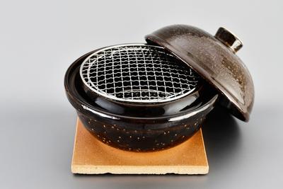 伊賀焼 燻製土鍋「いぶしぎん」