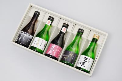 秘蔵の国・伊賀の酒5本セット