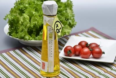 オレイン酸・ビタミンE豊富な無添加オイル 伊賀産 七の花 エクストラバージン菜種油