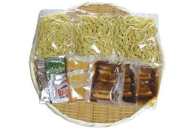 宮古そばセット(濃縮スープ)