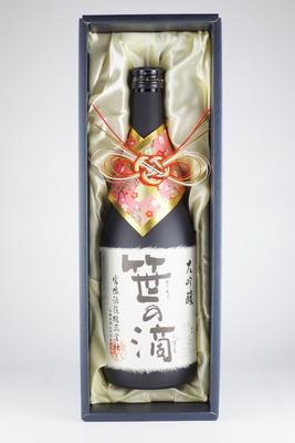 大吟醸 笹の滴ギフト 720ml